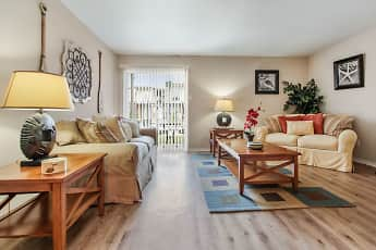Living Room, Summerfield Apartment Homes, 0