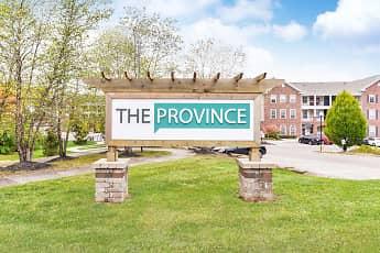 Community Signage, The Province, 0