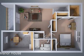 Manor House Apartments, 2