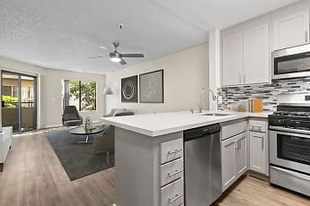 Kitchen, Harbor Terrace, 1