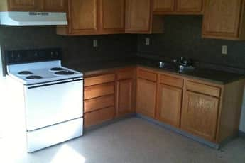 Kitchen, Phoenix Apartments, 1