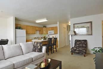 Living Room, Buttonwood Gardens, 1