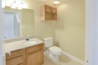 Bathroom, Greenlaw Place, 2