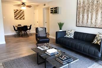 Living Room, 98Hundred, 0