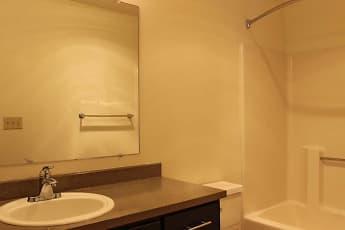 Bathroom, Hidden Village, 2
