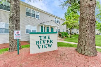 Community Signage, The River View Apartments, 0