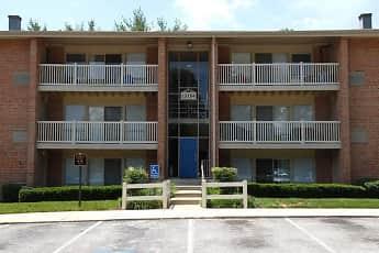 Clubhouse, Parke Laurel Apartment Homes, 2