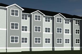 Building, Avenue M, 2
