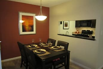 Dining Room, Tuscany Pointe, 1