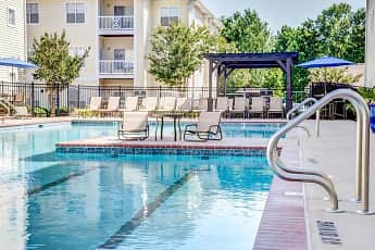 Pool, Flagstone at Indian Trail Apartments, 0