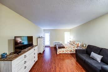 Living Room, Hidden Ridge Apartments, 1
