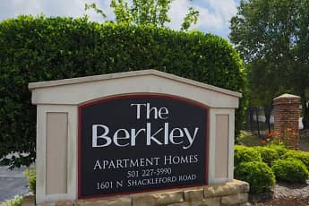 Community Signage, The Berkley Apartments, 0