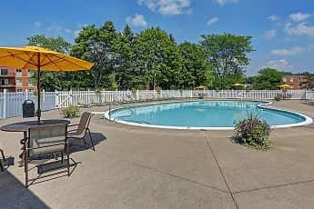 Pool, Norstar Apartments, 1