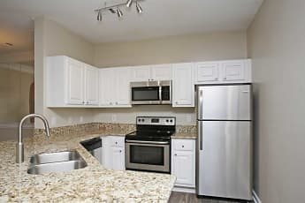 Kitchen, Parkway Vista Apartments, 1