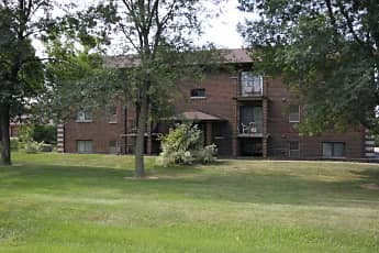 Building, Westgate Apartments, 0