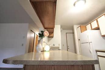 Kitchen, Farisswood Apartments, 1