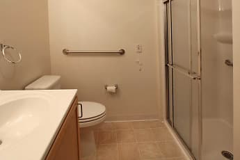 Bathroom, Harborcreek Senior Apartments, 2