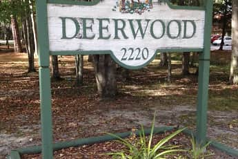 Community Signage, Deerwood Apartments, 0