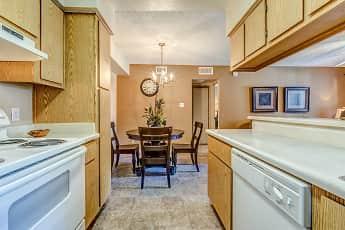 Kitchen, Boulder Creek, 1