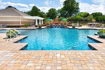 Pool, Park Towne Apartments, 0