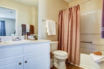 Bathroom, Retreat at Grande Lake, 2