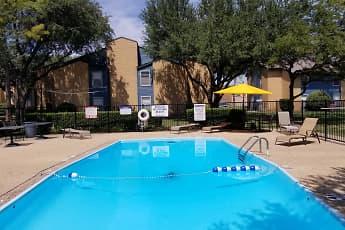 Pool, Windsor Village Apartments, 1