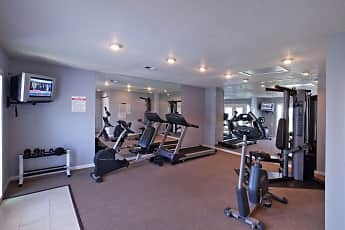 Fitness Weight Room, French Run, 0