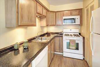 Kitchen, Legacy Bay Townhomes, 1