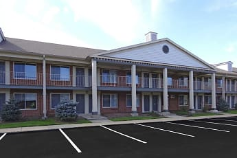 Building, Davis Creek Apartments, 0
