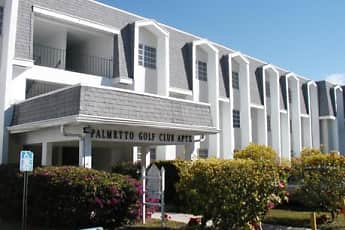 Building, Palmetto Golf Club Apartments, 0