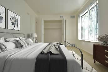 Bedroom, Woodland Place, 1