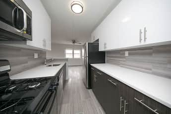 Kitchen, Blossom Towers, 0