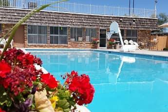 Pool, Donna Manor, 1