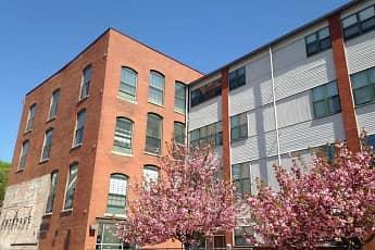 Building, ArtSpace Norwich, 0