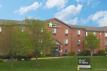 Community Signage, Furnished Studio - St. Louis - Earth City, 0
