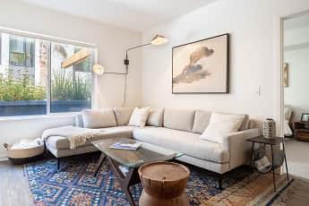 Living Room, Jones Berkeley Apartments, 0