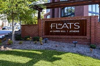 Community Signage, Flats at Carrs Hill, 0