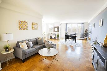 Living Room, Regency Towers, 0