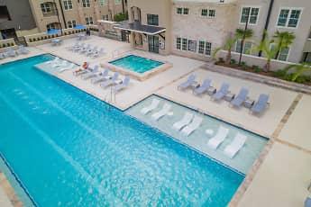 Pool, Park Rowe Village, 0