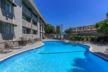 Pool, Pacific View Apartment Homes, 0