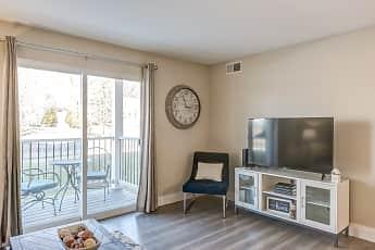 Living Room, Grandview Apartment Homes, 1