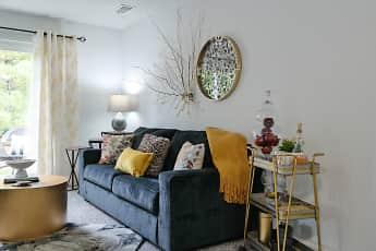 Living Room, Weaver Farm, 1