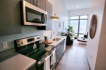 Kitchen, The Traveler Apartments, 0