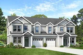 Rendering, Woodland Green in Bloomfield NEW CONSTRUCTION, 1