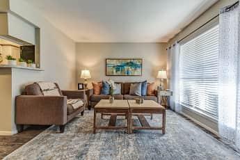 Living Room, Candleridge Park, 1