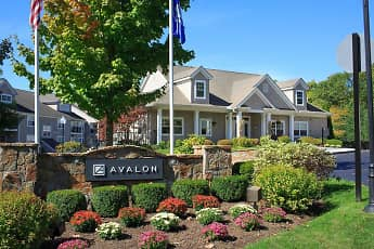Community Signage, Avalon New Canaan, 2