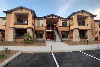 Building, Hopper Lane Apartments, 0