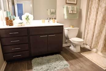 Bathroom, The Landings at Amhurst Lake, 2