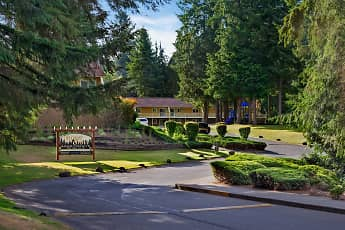 Community Signage, Forest Grove Apartments, 0