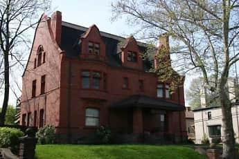 Building, Ellsworth Mansion, 0